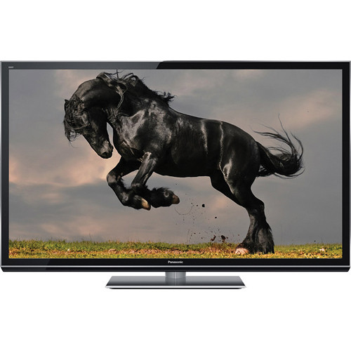 "Panasonic Smart Viera 50"" Class GT50 Series Full HD Plasma HDTV"