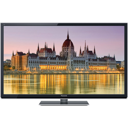 "Panasonic Smart Viera 50"" Class ST50 Series Full HD Plasma HDTV"