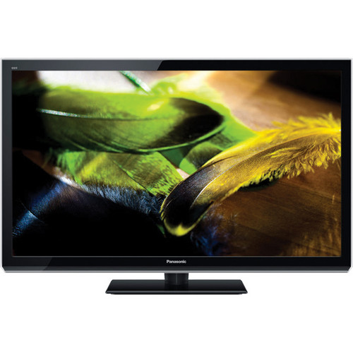 "Panasonic Smart Viera 50"" Class UT50 Series Full HD 3D Plasma HDTV"
