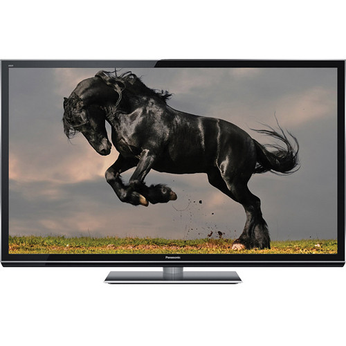 "Panasonic Smart Viera 55"" Class GT50 Series Full HD Plasma HDTV"