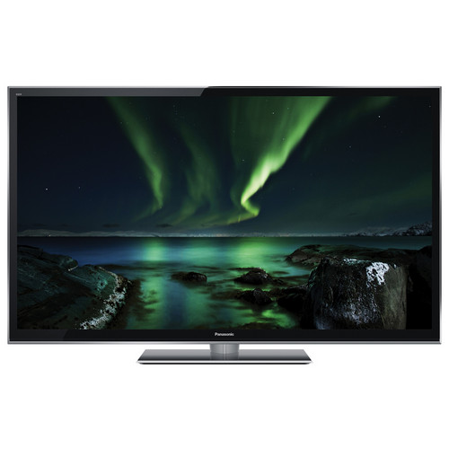 """Panasonic TC-P55VT50 SMART VIERA 55"""" Full HD 3D Plasma HDTV"""