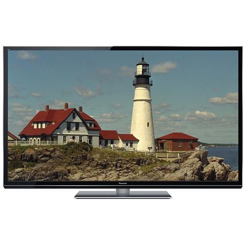 "Panasonic TC-P60UT50 60"" Smart VIERA Class 3D Plasma HDTV"