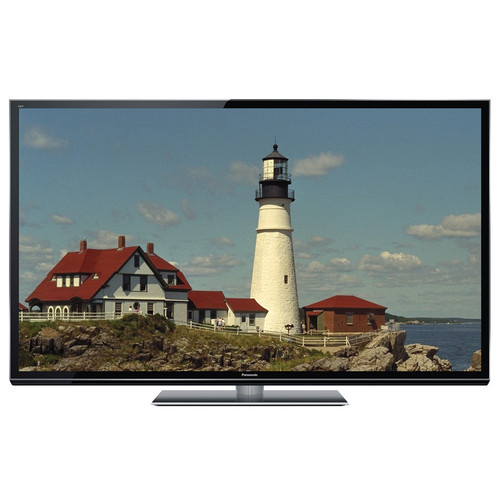 "Panasonic TC-P65GT50 65"" Full HD 3D Plasma HDTV"