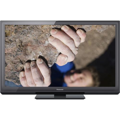 """Panasonic TC-P65ST30 65"""" Class VIERA ST30 Series 1080p 3D Plasma TV"""