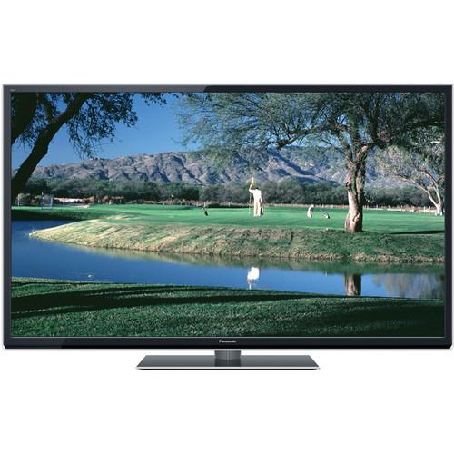 "Panasonic TC-P65ST50 Smart Viera 65"" 3D Plasma HDTV"