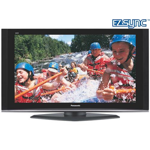 """Panasonic TH-42PX77U 42"""" HD Plasma TV"""