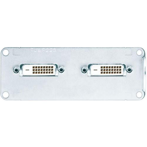 Panasonic TYFB30DD3D Dual DVI-D Terminal Board for 3D