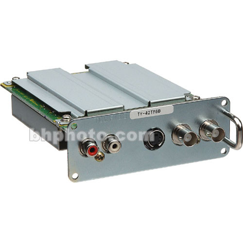 Panasonic TY-42TM6B Composite Video Terminal Board