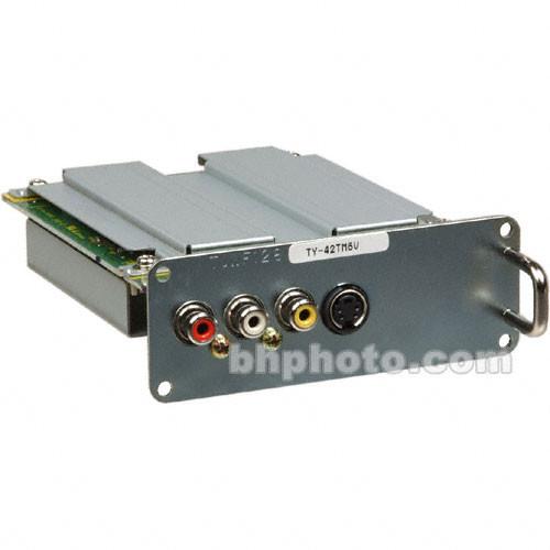 Panasonic TY-42TM6V RCA Composite Video Terminal Board