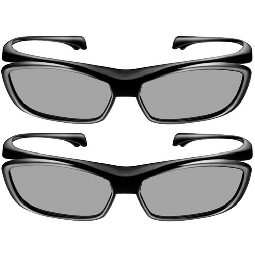 Panasonic TY-EP3D10UB 3D Passive Polarized Glasses