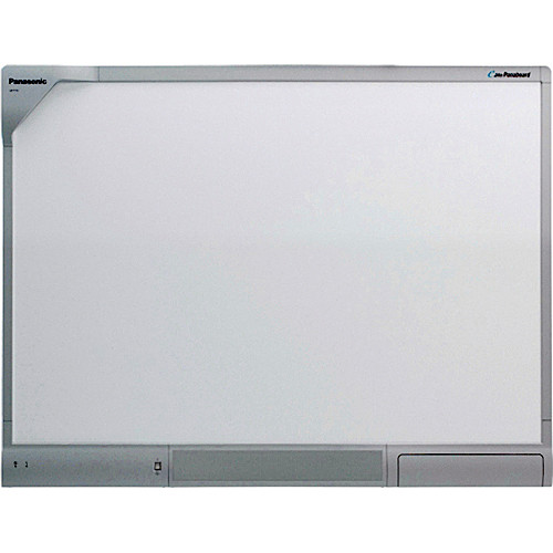 """Panasonic 64"""" Interactive Electronic Whiteboard With RM Easiteach for Windows"""