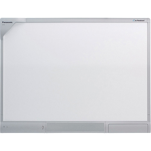 Panasonic UB-T761 Interactive Electronic Whiteboard w/ Built-in Speakers