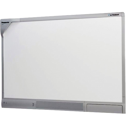 """Panasonic 77"""" Interactive Electronic Whiteboard With RM Easiteach for Windows"""