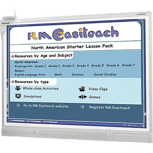 Panasonic UB-T781EW Interactive Electronic Whiteboard for Windows