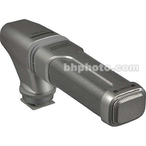 Panasonic VW-VMH3 Stereo Zoom Microphone