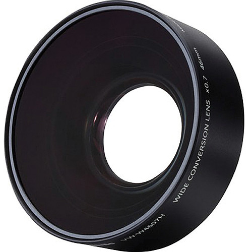 Panasonic VW-W4607 Wide Conversion Lens (0.7x)