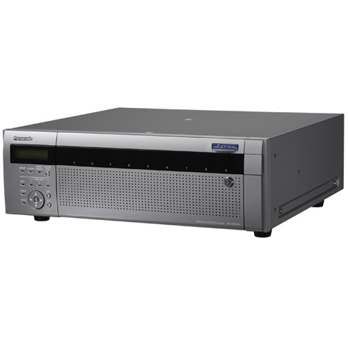 Panasonic WJND4002000T2 Network Disk Recorder (2 TB, NTSC)