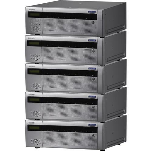 Panasonic WJ-ND400/45000 64-Channel NVR (45TB HDD)