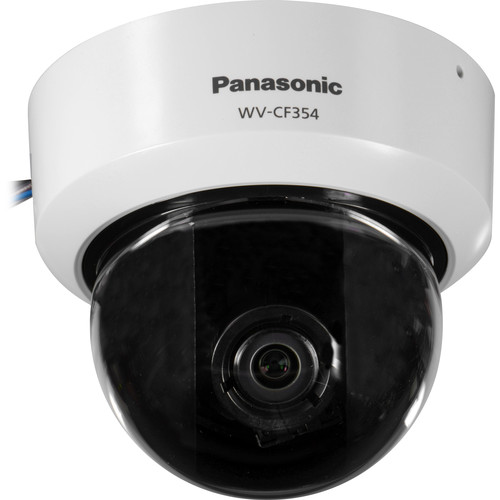 Panasonic WV-CF354 650 TVL PTZ Dome Camera