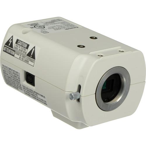 Panasonic WV-CP300 Series 650 TVL Day/Night Fixed Indoor Camera (No Lens)