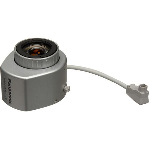 Panasonic WV-LZA61/2S 3.8-8mm Special-C-Mount Vari-Focal Lens with Auto Iris