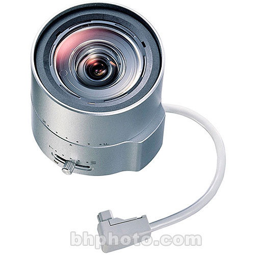 "Panasonic WV-LZA62/2 1/3"" 2.8-6mm High-Resolution Auto Iris Lens"