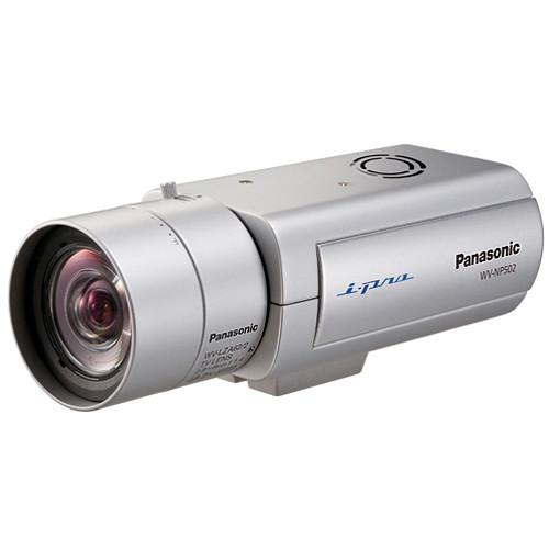 Panasonic WV-NP502 Super Dynamic Megapixel Network Camera