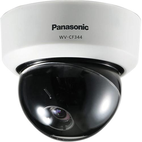 Panasonic WV-CF344 Day/Night Indoor Fixed Dome Camera