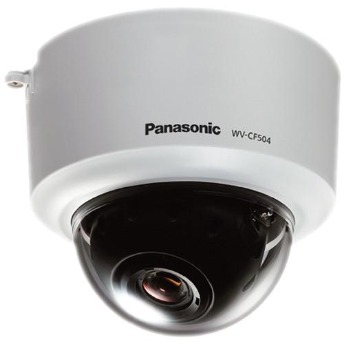 Panasonic WV-CF504 Super Dynamic 5 Fixed Dome Camera (NTSC)
