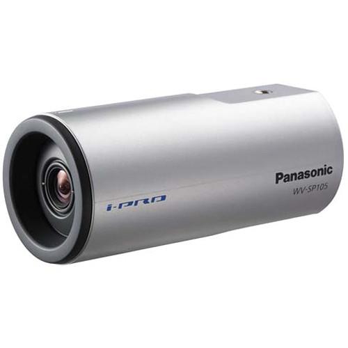 Panasonic WV-SP105 H.264 IP D/N HD Network Camera (NTSC)