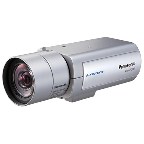 Panasonic WV-SP305 H.264 HD Network Camera (NTSC)