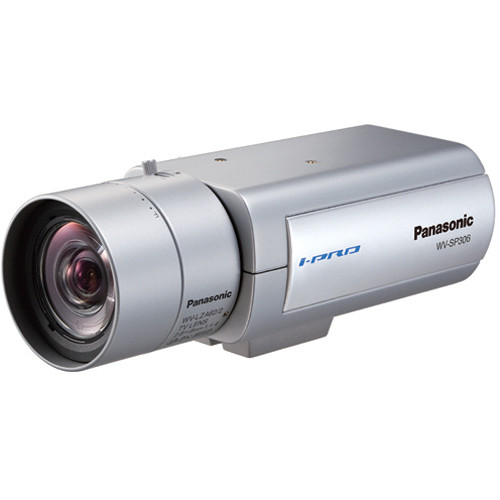 Panasonic WV-SP306 HD True Day/Night Auto Back Focus Camera (NTSC)