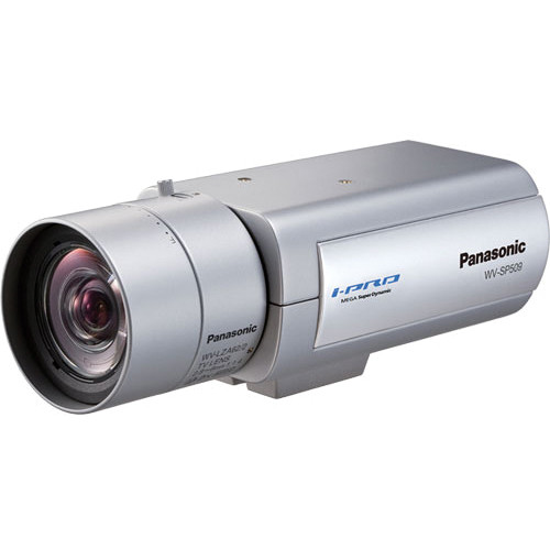 Panasonic WV-SP509 H.264 Full HD Network Camera with Super Dynamic (NTSC)