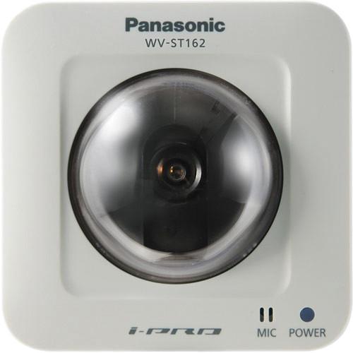 Panasonic WV-ST162 H.264 Pan-Tilt Network Camera (NTSC)