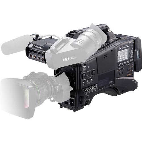 Panasonic AG-HPX600 P2 HD Shoulder-mount Camcorder