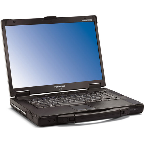 "Panasonic Toughbook 52 CF-52VAABY1M 15.4"" Notebook Computer"