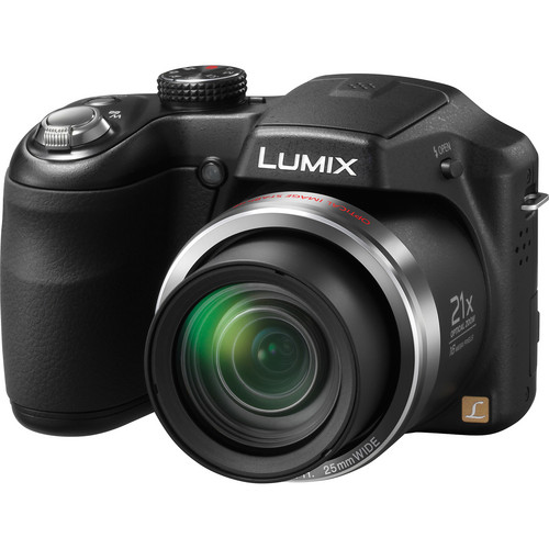 Panasonic Lumix DMC-LZ20 Digital Camera
