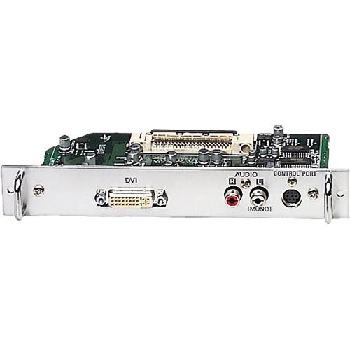 Panasonic ET-S18DVY SA DVI-I Board