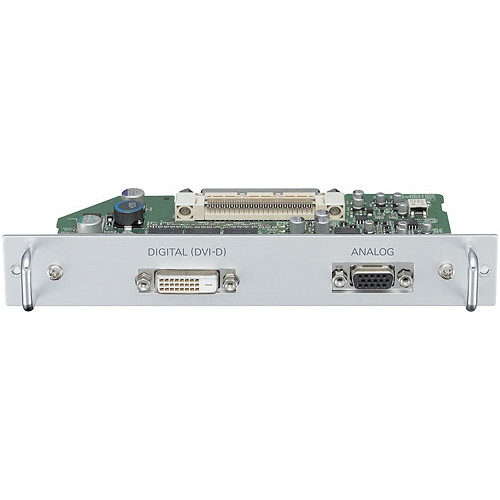 Panasonic ET-SA23ADYA DVI-D / D-Sub 15 Board