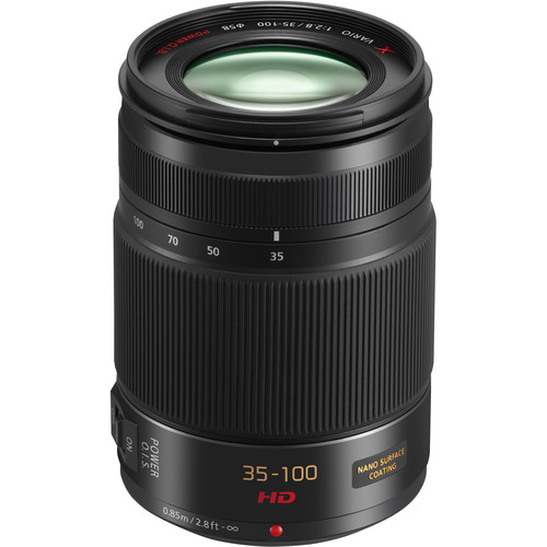 Panasonic Lumix G X Vario 35-100mm f/2.8 ASPH. POWER O.I.S. Lens