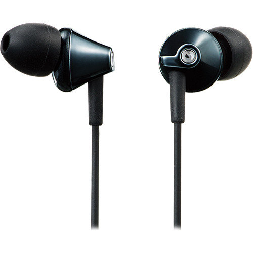 Panasonic RP-HJE295 In-Ear Headphones (Black)