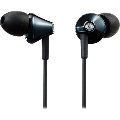 Panasonic RP-HJE295 In-Ear Headphones (Black)