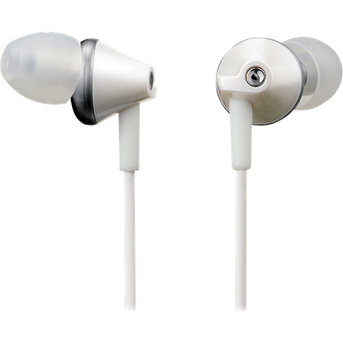 Panasonic RP-HJE295 In-Ear Headphones (White)