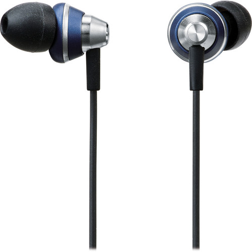 Panasonic RP-HJE355 Ergo-Fit Earbuds (Blue)