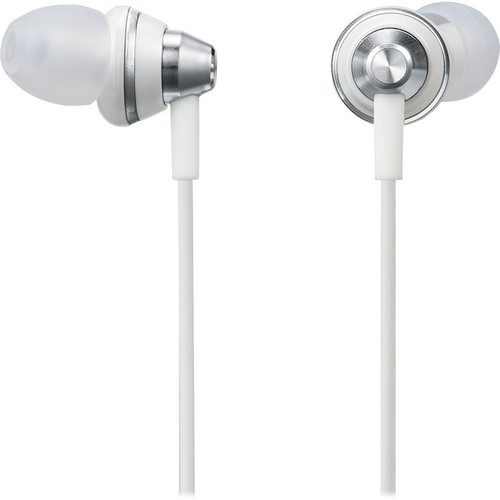 Panasonic RP-HJE355 Ergo-Fit Earbuds (White)