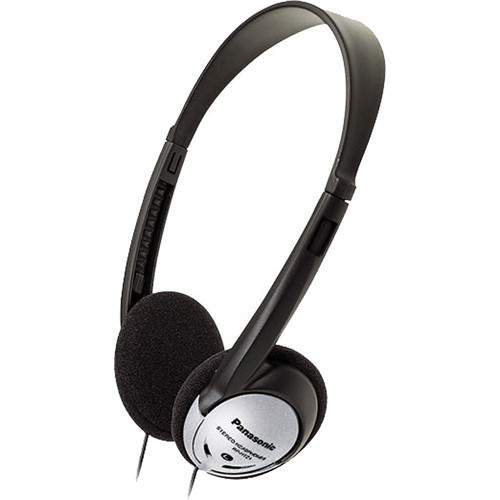 Panasonic RP-HT21 Lightweight Headphones with XBS