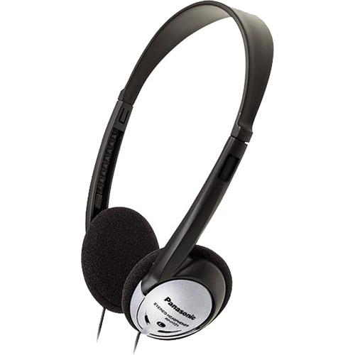 Panasonic RP-HT21 Lightweight Headphones with XBS