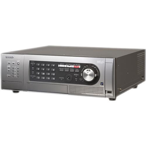 Panasonic WJ-HD716 16-Channel H.264 Digital Disk Recorder (26 TB, NTSC)