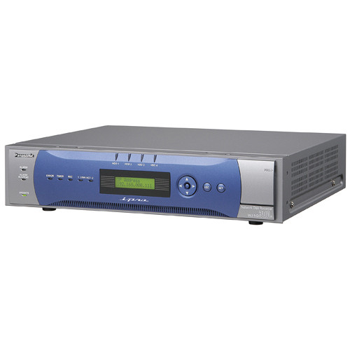 Panasonic WJ-ND300A Network Disk Recorder (16000T)