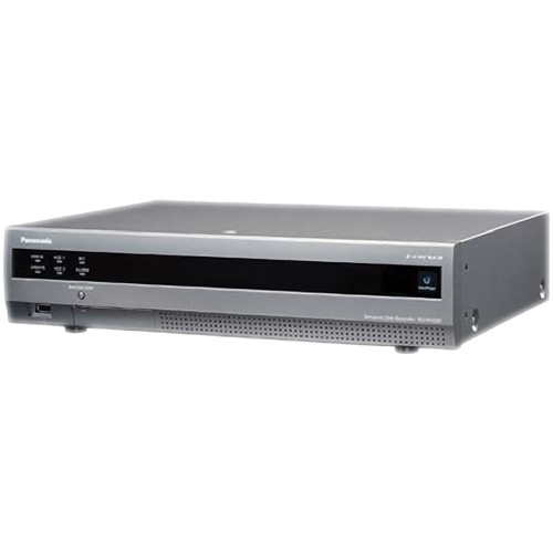Panasonic WJ-NV200 i-PRO SmartHD Network Disk Recorder (1 TB HDD)